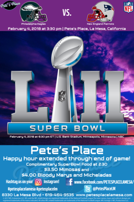 SuperBowl52_Pete'sPlace